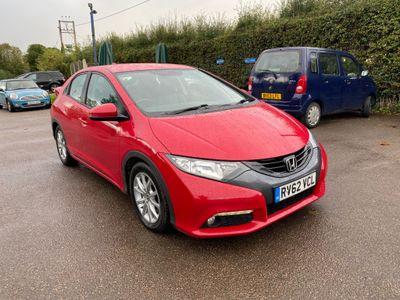 Honda Civic Hatchback 2.2 i-DTEC EX 5dr