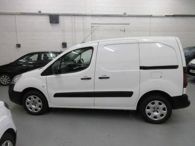 Peugeot Partner Panel Van 1.6 HDi SE L1 850 4dr