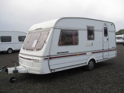 Swift CHALLANGER Tourer 1994 4 BERTH