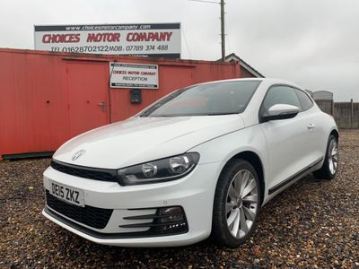 Volkswagen Scirocco Coupe 2.0 TDI BlueMotion Tech GT Hatchback DSG 3dr