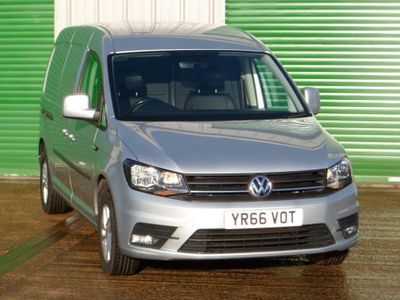 Volkswagen Caddy Maxi Panel Van 2.0 TDI C20 BlueMotion Tech Highline 5dr