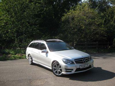 Mercedes-Benz C Class Estate 2.1 C220 CDI AMG Sport Edition 7G-Tronic Plus 5dr