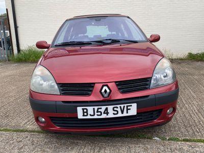 Renault Clio Hatchback 1.2 16v Dynamique 3dr