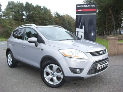 Ford Kuga SUV 2.0 TD Titanium X Powershift 4x4 5dr
