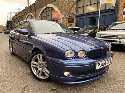 Jaguar X-Type Saloon 2.5 V6 XS LE (AWD) 4dr