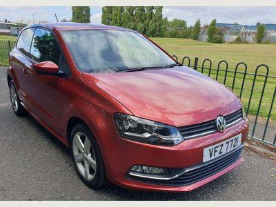 Volkswagen Polo Hatchback 1.2 TSI BlueMotion Tech SEL DSG (s/s) 3dr
