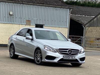 Mercedes-Benz E Class Saloon 2.1 E250 CDI AMG Sport 7G-Tronic Plus 4dr