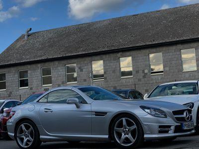 Mercedes-Benz SLK Convertible 2.0 SLK200 AMG Sport (s/s) 2dr