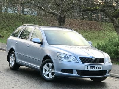 SKODA Octavia Estate 1.9 TDI PD SE 5dr