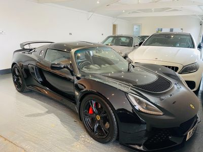 Lotus Exige Coupe 3.5 V6 S 2dr