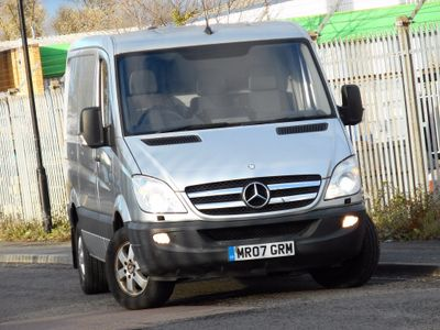 Mercedes-Benz Sprinter Panel Van 3.0 CDI 218 4dr SWB