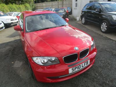 BMW 1 SERIES Hatchback 2.0 116d SE 3dr