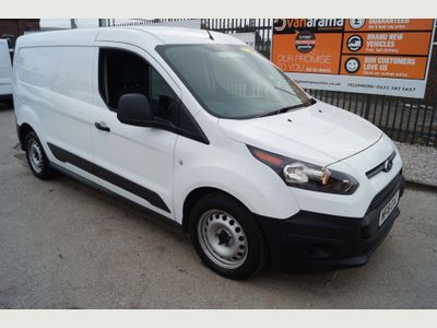 FORD TRANSIT CONNECT Panel Van 1.5TDCi 100 L2 LWB VAN (EURO 6)