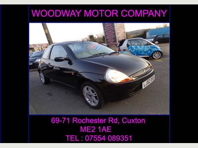 Ford Ka Hatchback 1.3 Luxury Limited Edition 3dr