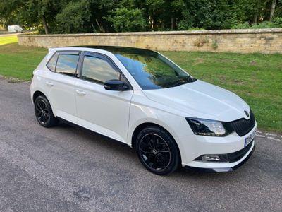 SKODA Fabia Hatchback 1.2 TSI Monte Carlo DSG (s/s) 5dr