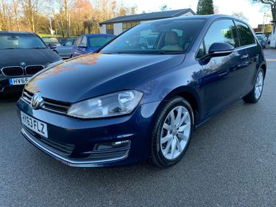 Volkswagen Golf Hatchback 1.4 TSI BlueMotion Tech ACT GT 3dr