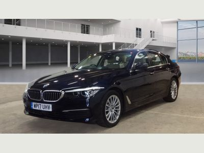 BMW 5 Series Saloon 3.0 540i SE Auto xDrive (s/s) 4dr