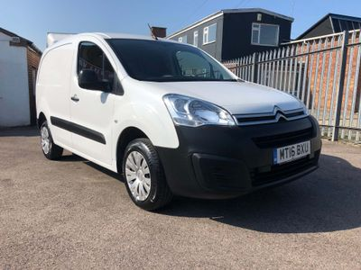 CITROEN BERLINGO Panel Van 1.6HDi 92BHP 850EnterpriseSpecialEdition