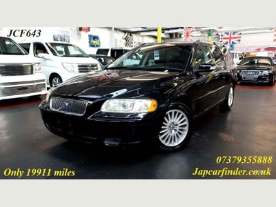 Volvo V70 Estate Classic Auto, Sunroof,3 keys,T Belt done