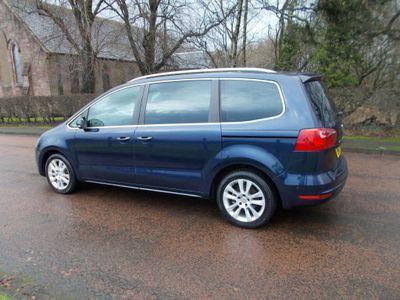 SEAT Alhambra MPV 2.0 TDI CR SE Lux DSG 5dr