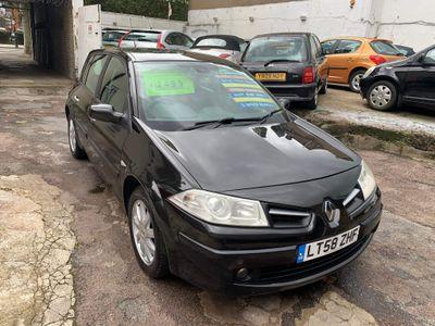 Renault Megane Hatchback 1.6 VVT Tech Run 5dr