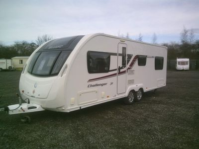 Swift Challenger 625 Tourer MINT FAMILY VAN A MUST SEE