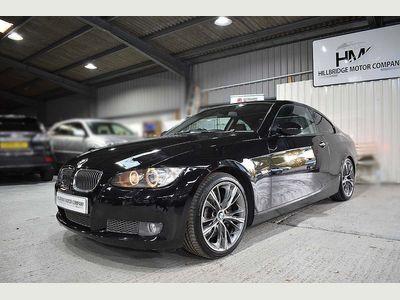 BMW 3 Series Coupe 3.0 335i SE 2dr