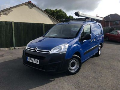 Citroen Berlingo Panel Van 1.6 HDi 750 X L2 6dr
