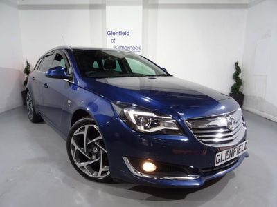 Vauxhall Insignia Estate 2.0 CDTi SRi VX Line Sport Tourer 5dr
