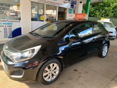 Kia Rio Hatchback 1.25 VR7 3dr