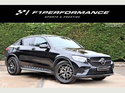 Mercedes-Benz GLC Class Coupe 2.1 GLC250d AMG Line (Premium Plus) G-Tronic+ 4MATIC (s/s) 5dr