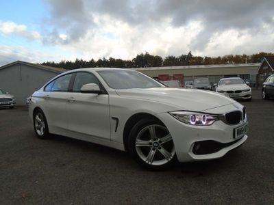 BMW 4 Series Gran Coupe Saloon 2.0 420d SE Gran Coupe (s/s) 5dr