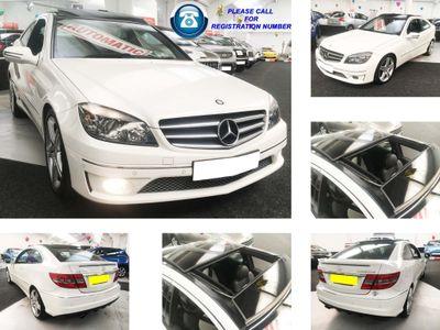 Mercedes-Benz CLC Class Coupe 1.8 CLC180 Kompressor Sport 2dr