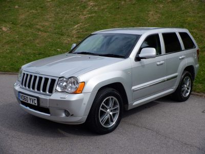 Jeep Grand Cherokee SUV 3.0 CRD S Limited 4WD 5dr