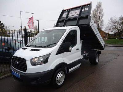 Ford Transit Tipper 2.0 350 EcoBlue 1-Way Tipper RWD L2 EU6 (s/s) 2dr (Aluminium, 1-Stop, DRW)