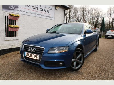 Audi A4 Saloon 2.0 TDI SE Executive 4dr