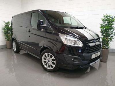 Ford Transit Custom Panel Van 2.2 TDCi 290 L1H1 Double Cab-in-Van 5dr