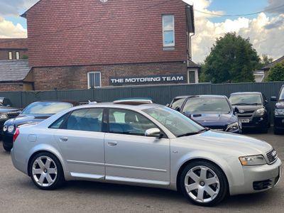 Audi S4 Saloon 4.2 quattro 4dr