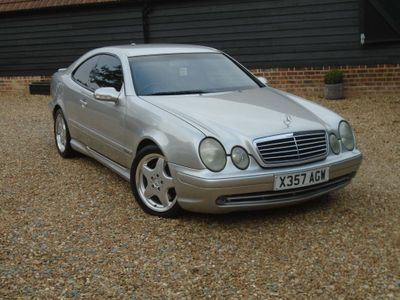 Mercedes-Benz AMG Coupe 5.4 CLK55 AMG 2dr