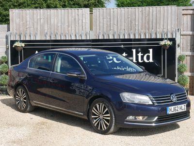 Volkswagen Passat Saloon 1.6 TDI BlueMotion Tech Sport (s/s) 4dr