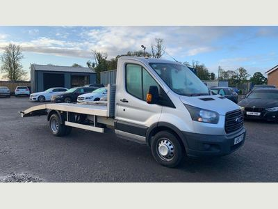 Ford Transit Vehicle Transporter 2.0 TDCi 350 L2H1 RWD 2dr (DRW)