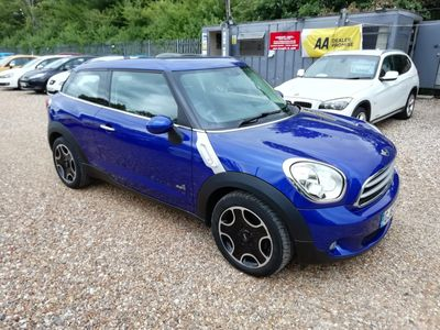 MINI Paceman SUV 1.6 Cooper D ALL4 3dr