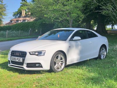 Audi A5 Coupe 2.0 TDI S line Multitronic 2dr