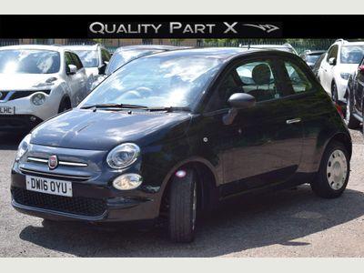 Fiat 500 Hatchback 1.2 8V Pop (s/s) 3dr