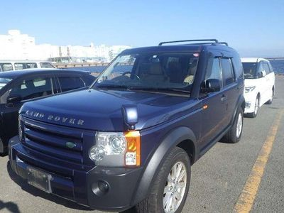 Land Rover Discovery 3 SUV V8 HSE PETROL £270 YEAR ROAD TAX