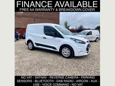 Ford Transit Connect Panel Van 1.6 TDCi 220 Trend L1 4dr
