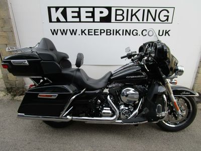 Harley-Davidson Touring Tourer 1690 FLHTKL Ultra Limited Low Tourer