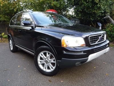 Volvo XC90 SUV 3.2 Sport Geartronic AWD 5dr