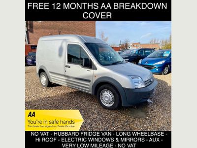 Ford Transit Connect Temperature Controlled 1.8 TDCi T230 High Roof LX 4dr