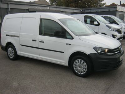 VOLKSWAGEN CADDY MAXI Panel Van 2.0 TDI BlueMotion Tech C20 Maxi Startline Panel Van 5dr (EU6)